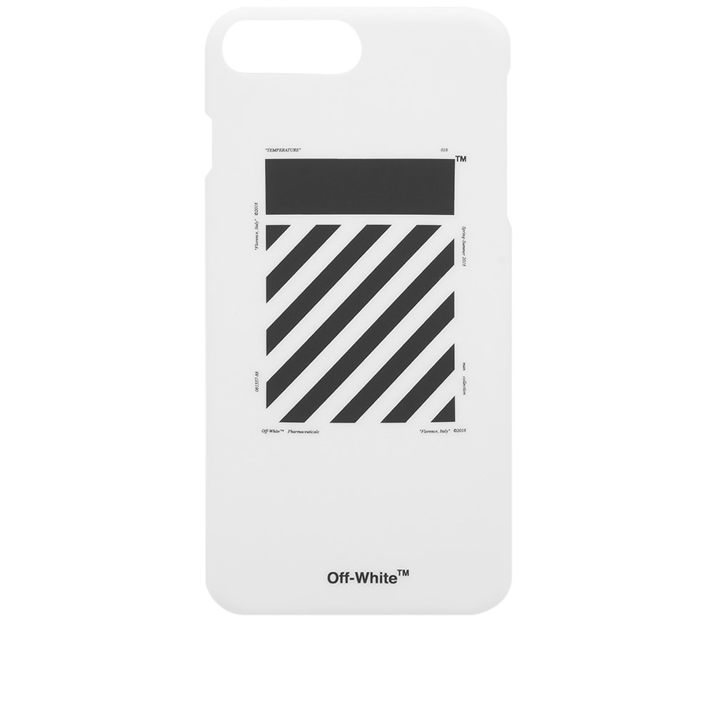 reputable site d520c 7971d Off-White Diagonal iPhone 7/8 Plus Case