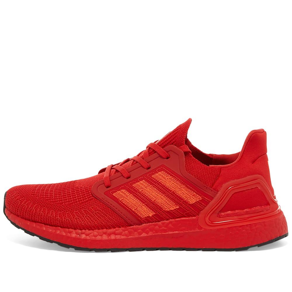 Adidas Ultra Boost 20 Scarlet \u0026 Red | END.