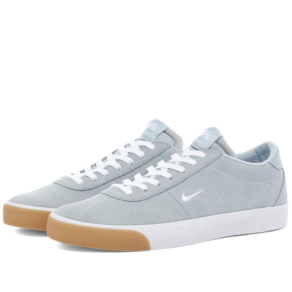 Nike SB Zoom Bruin Blue, White \u0026 Gum   END.