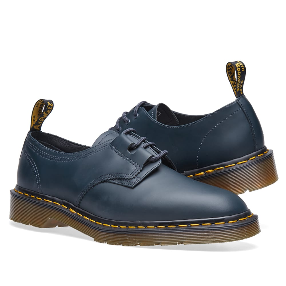 5a6c19341058f Dr Martens X Engineered Garments Ghillie Shoe Navy End