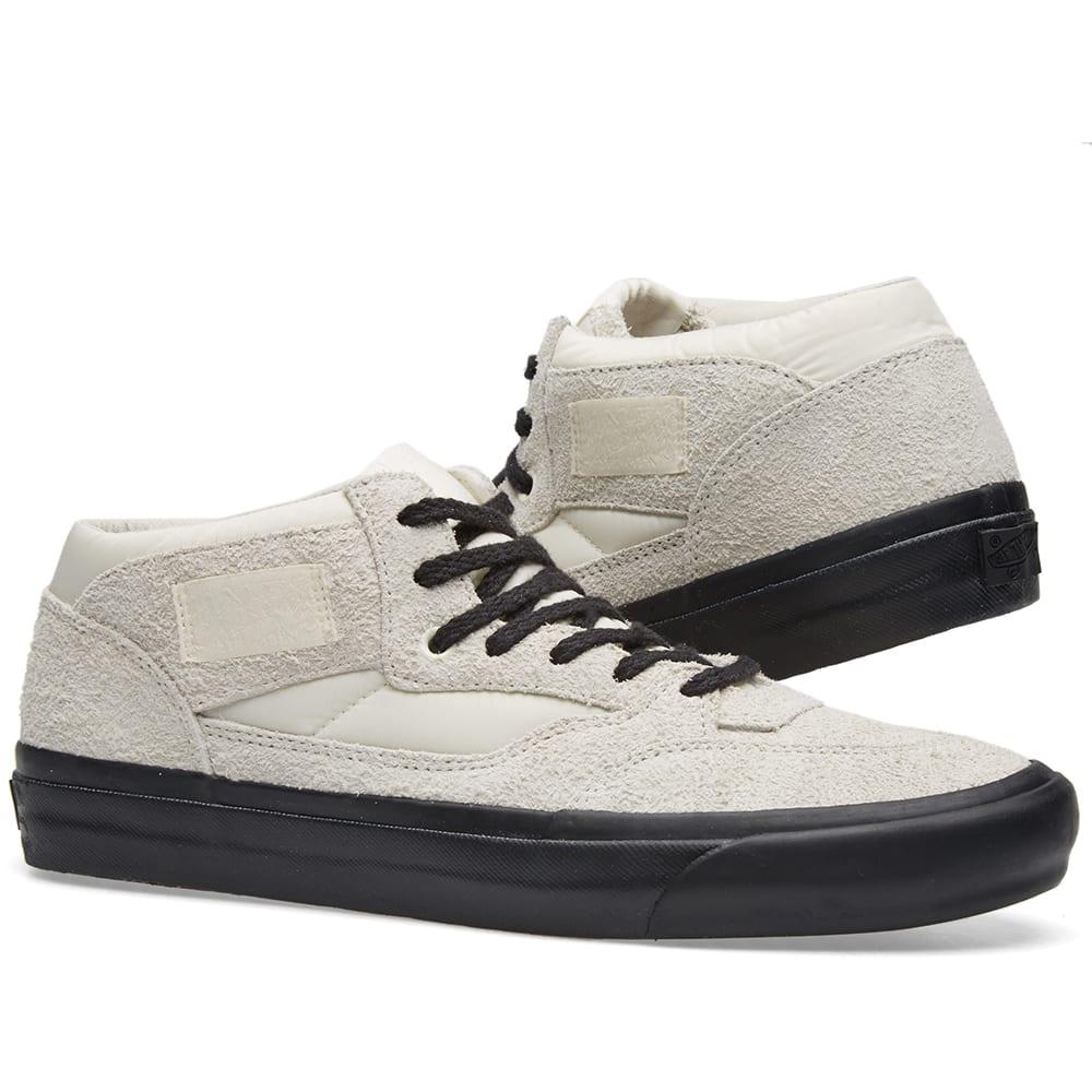 Vault by Vans, Leather OG Half Cab LX Sneaker Part of the