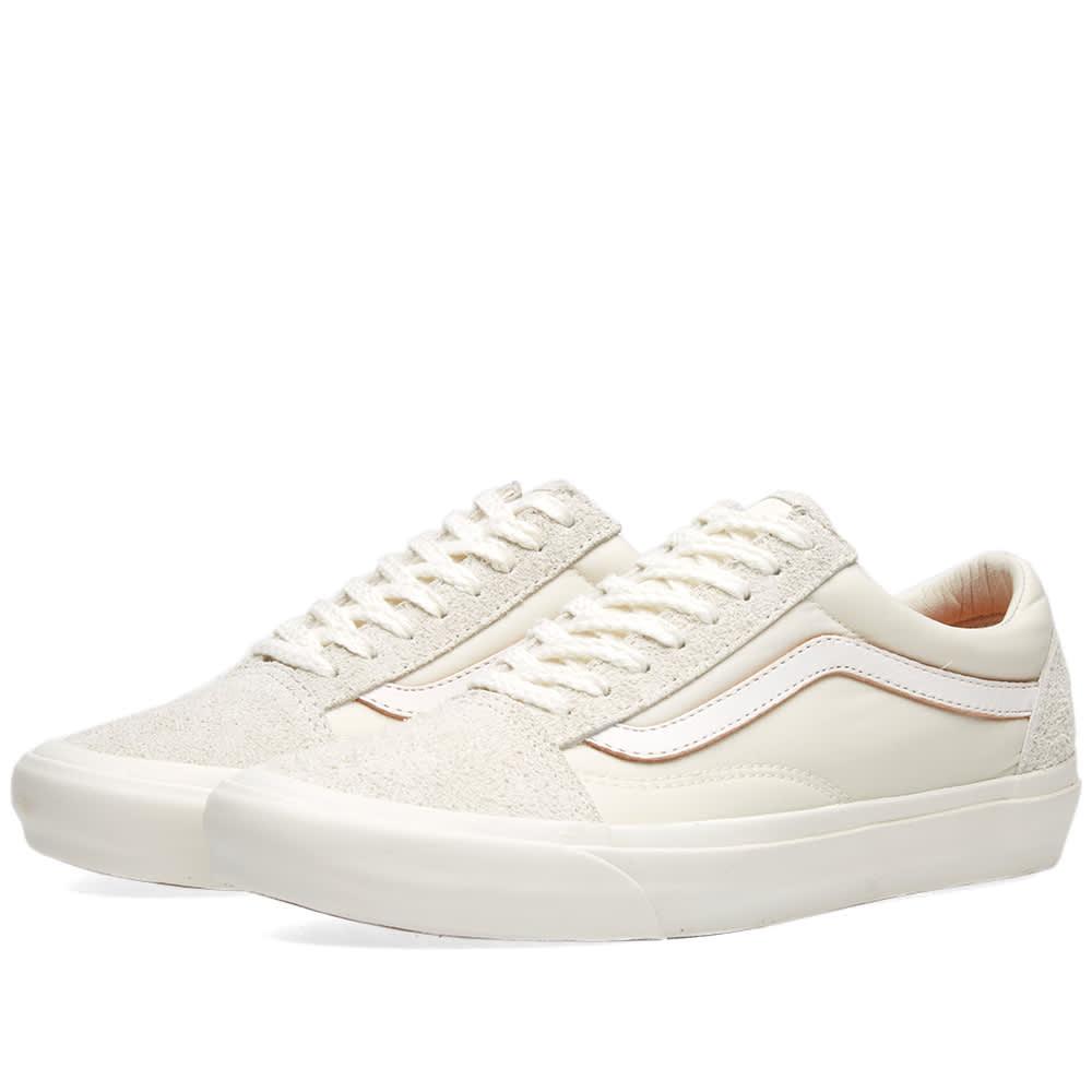 c9ce8368da Vans Vault x Our Legacy Old Skool Pro  92 LX White