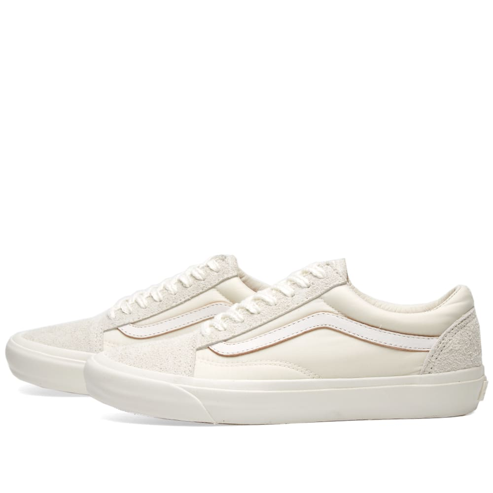 f32d2ae6d71e8 Vans Vault x Our Legacy Old Skool Pro  92 LX White