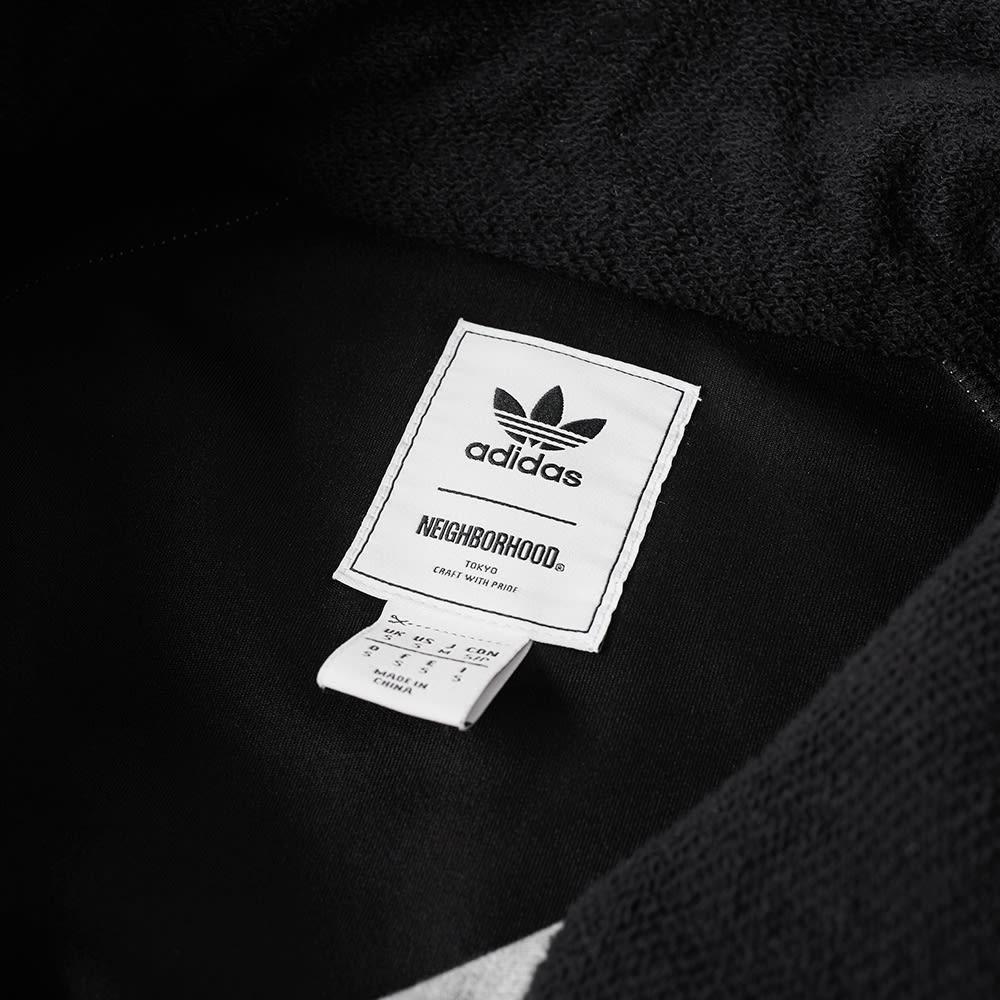 5a0a53db7d7f Adidas x NBHD Riders Track Jacket Grey