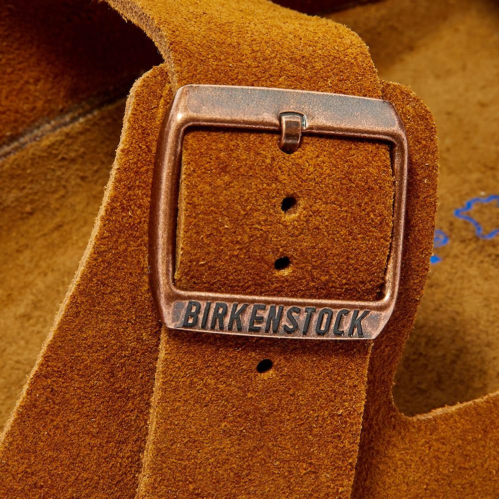 birkenstock arizona mink 38