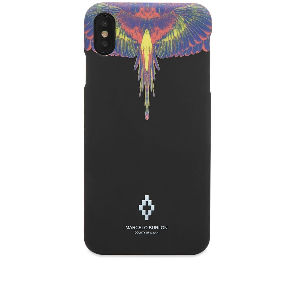 Marcelo Burlon County Of Milan Marcelo Burlon Wings iPhone Xs Max Case