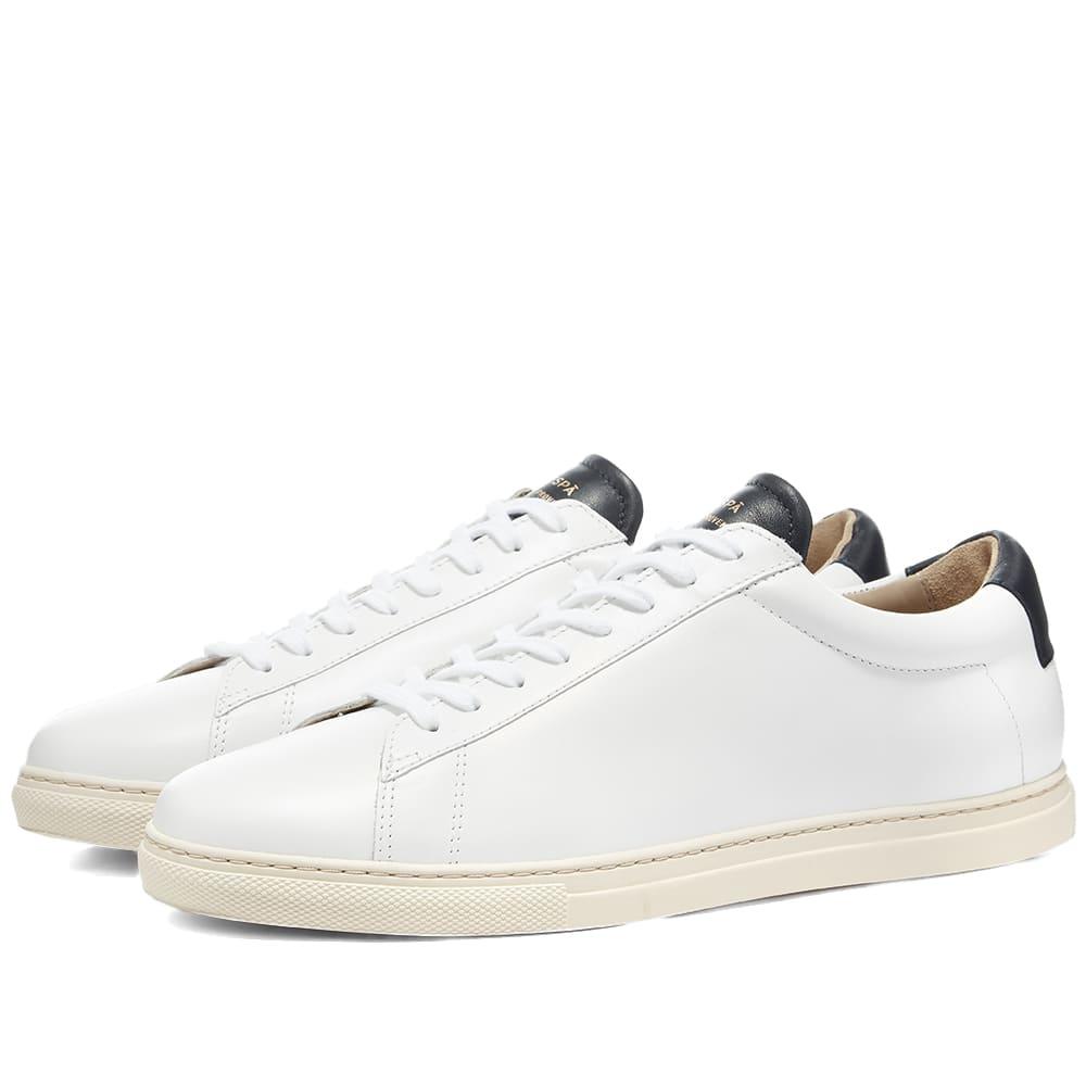 Zespa ZSP4 APLA Sneaker Off White