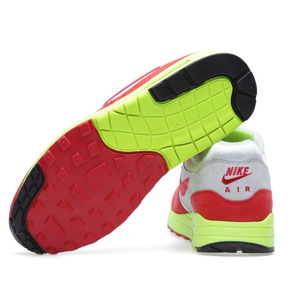 hot sale online 6ffcf c3268 Nike Air Max 1 Premium QS  Air Max Day  Sail   University Red   END.