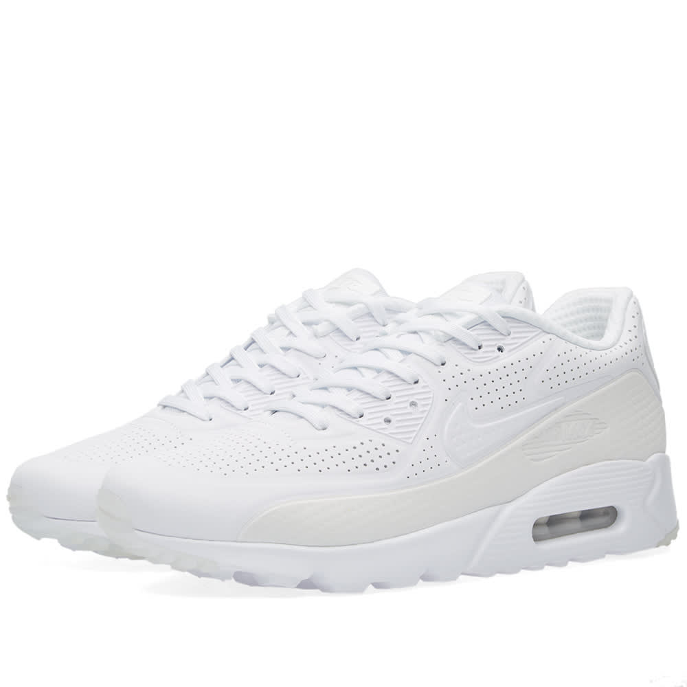 huge selection of cfb86 9e220 Nike Air Max 90 Ultra Moire White   END.