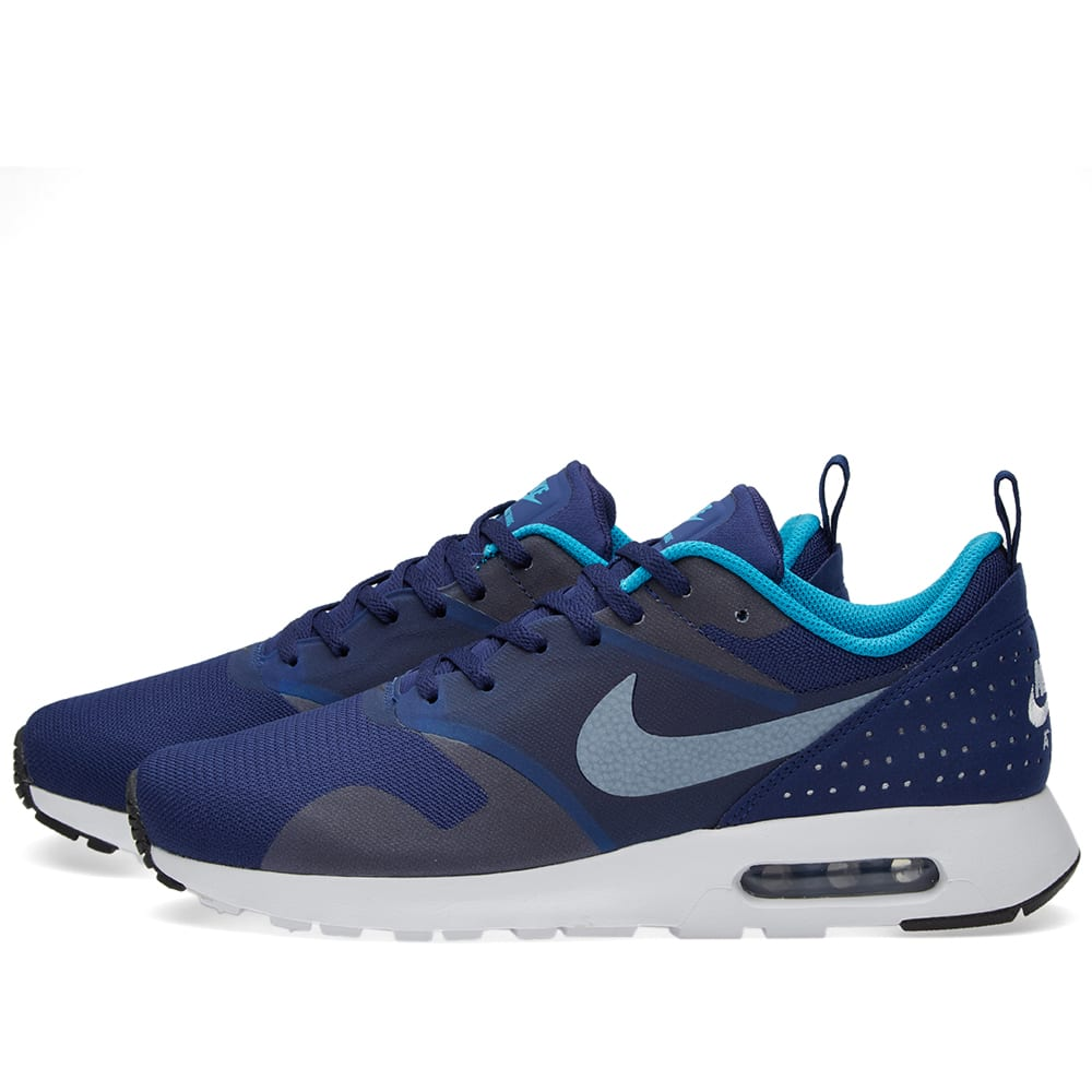 nike air max tavas loyal blue white. Black Bedroom Furniture Sets. Home Design Ideas