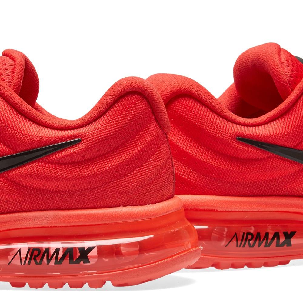 reputable site a2c30 26022 Nike Air Max 2017 Bright Crimson   Black   END.