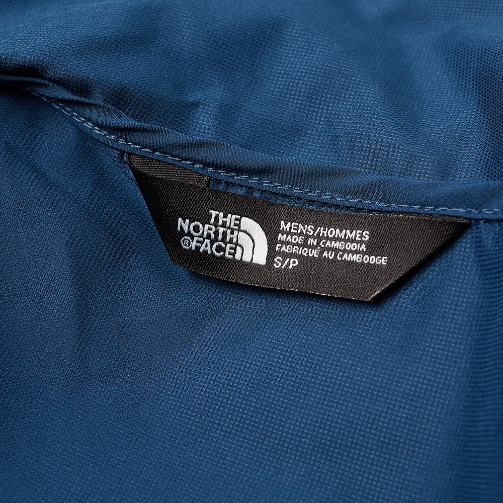 a12e0f388078 The North Face Fantasy Ridge Light Jacket Blue Wing Teal
