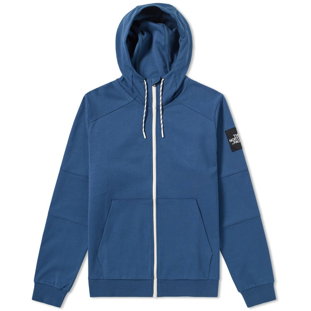 The North Face Fine Full Zip Box Hoody