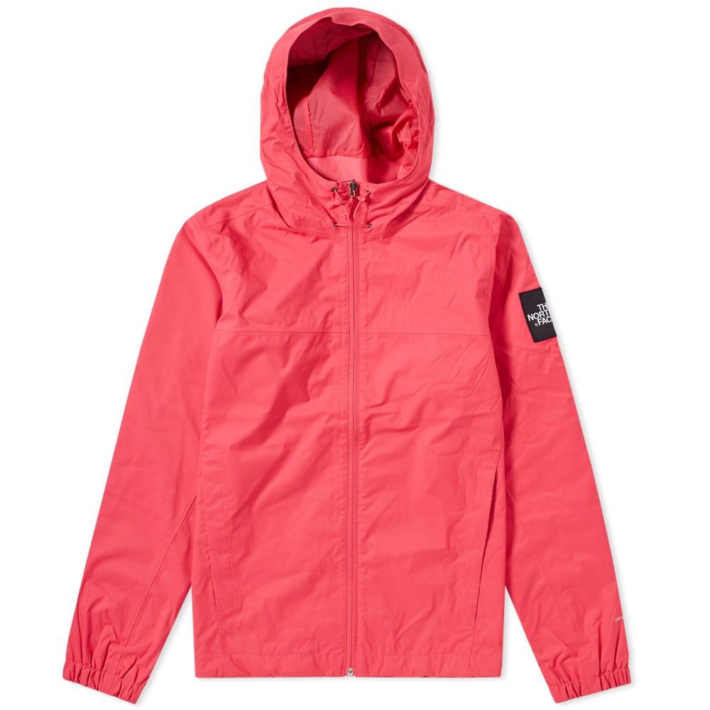 cbdc2c5c1e23 The North Face Mountain Q Jacket Raspberry Red