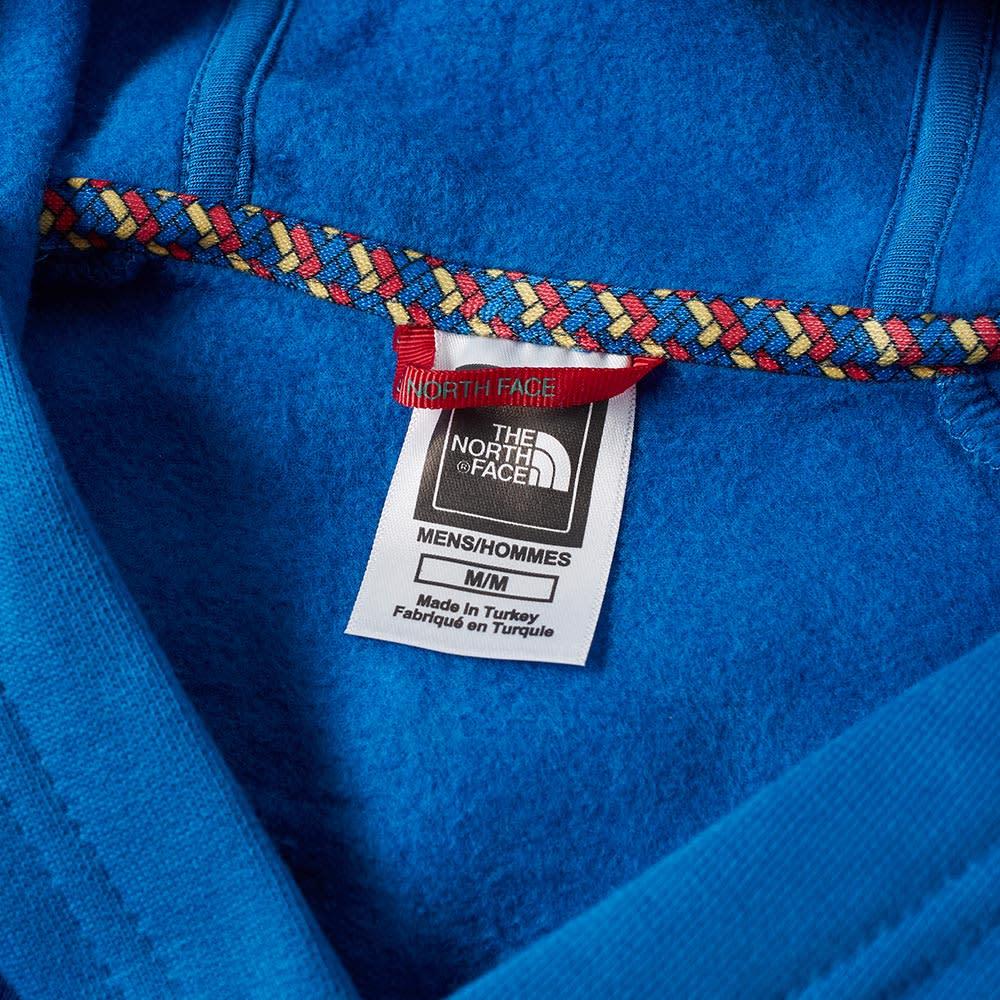 hohes Ansehen zuverlässigste 100% authentifiziert The North Face Raglan Red Box Hoody