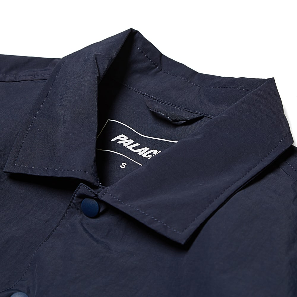571086a0e Palace Tech Coach Jacket Navy