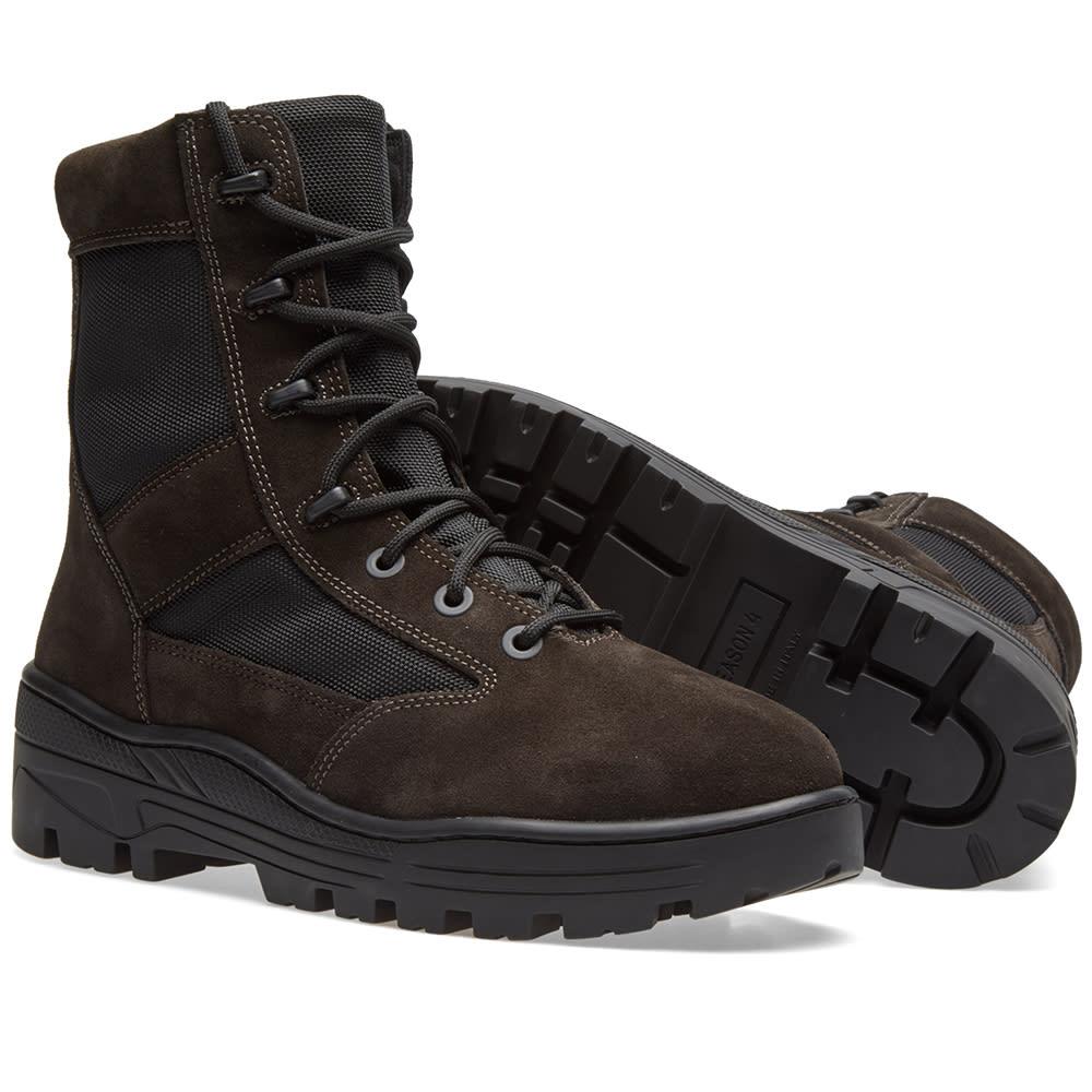 33a1c2b00d7 Yeezy Season 4 Combat Boot