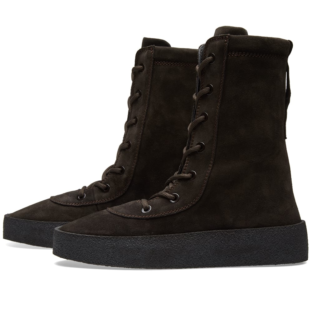 newest collection 72b08 1e20d Yeezy Season 4 Crepe Boot