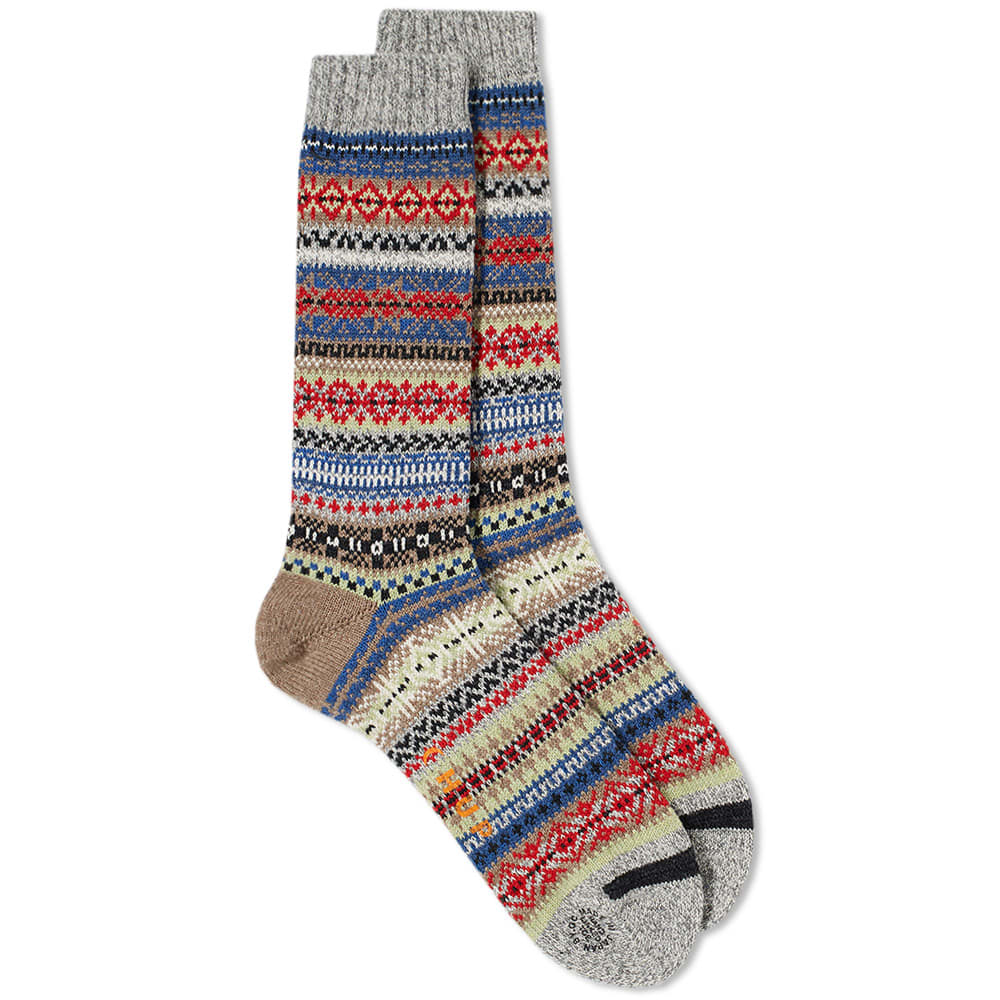 CHUP BY GLEN CLYDE COMPANY CHUP NORTHERN LIGHTS SOCK