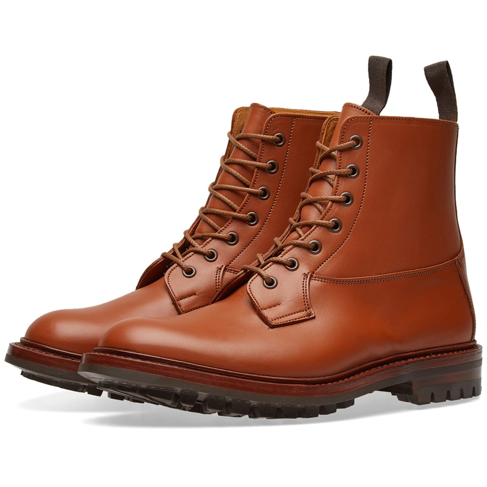 TRICKERS TRICKER'S COMMANDO SOLE WETHERBY DERBY BOOT