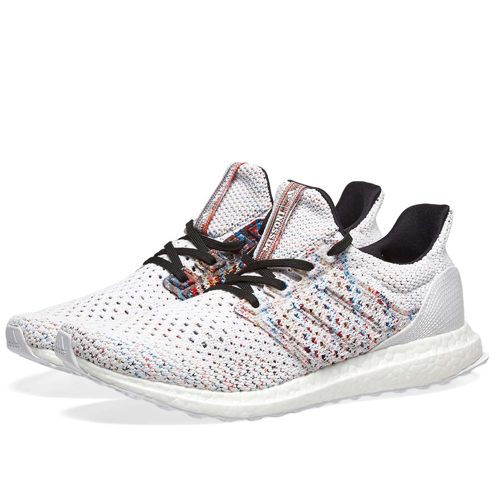 f82bcec4204e7 Adidas x Missoni Ultra Boost CLIMA White   Red