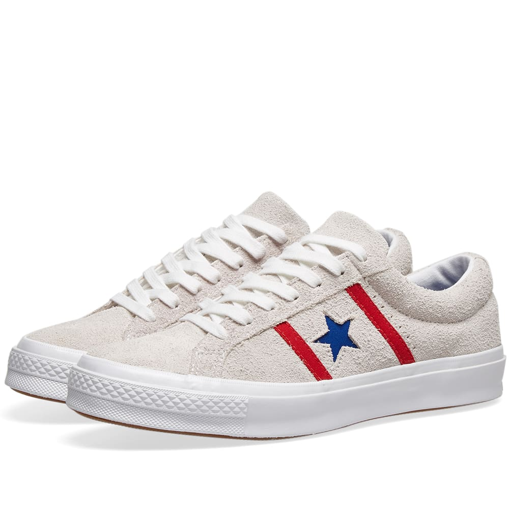 71222a5ea04b94 Converse One Star Academy Ox White