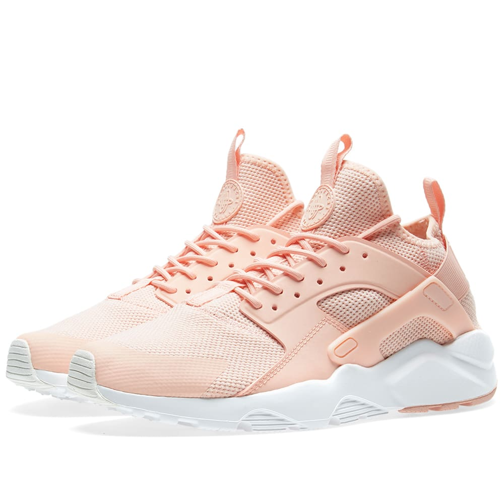 the best attitude f8dfb fdb0a Nike Air Huarache Run Ultra BR Arctic Orange   Summit White   END.