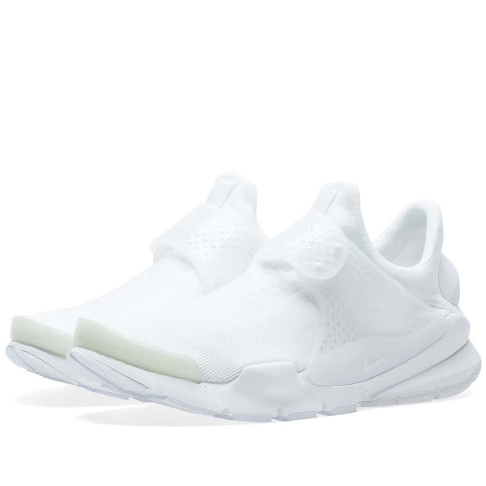 sale retailer 07cac 08919 Nike Sock Dart White   Black   END.