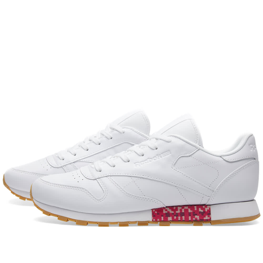 Leather 'old Reebok Classic Meets New' Women's 6Ygy7bf