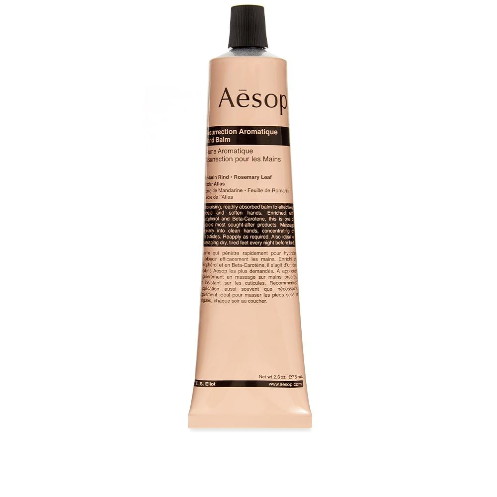Aesop Resurrection Aromatique Hand Balm 75ml | END.