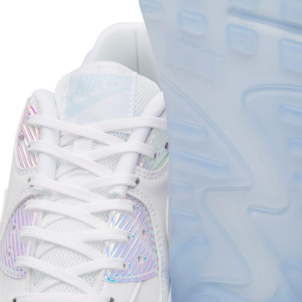 competitive price 9a98b 060c2 Nike W Air Max 90 Premium White   Blue Tint   END.