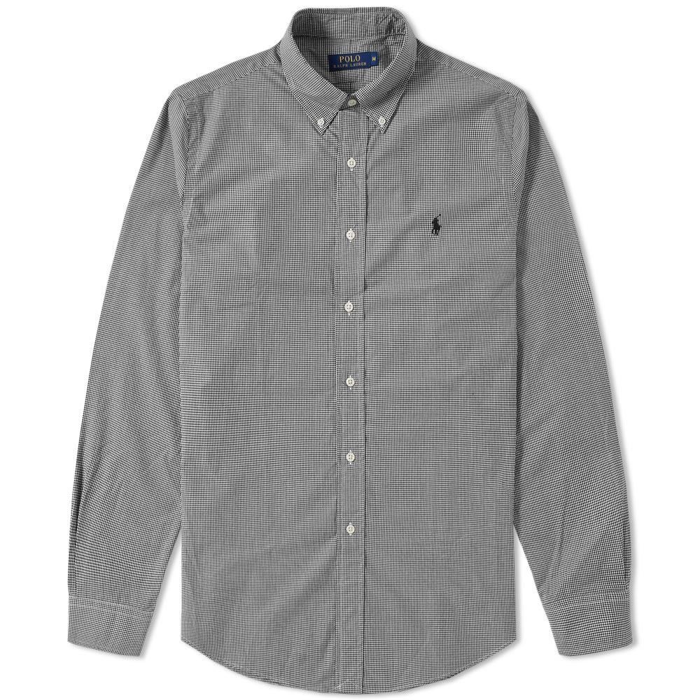 1c2a50291b6 Polo Ralph Lauren Custom Fit Button Down Gingham Shirt