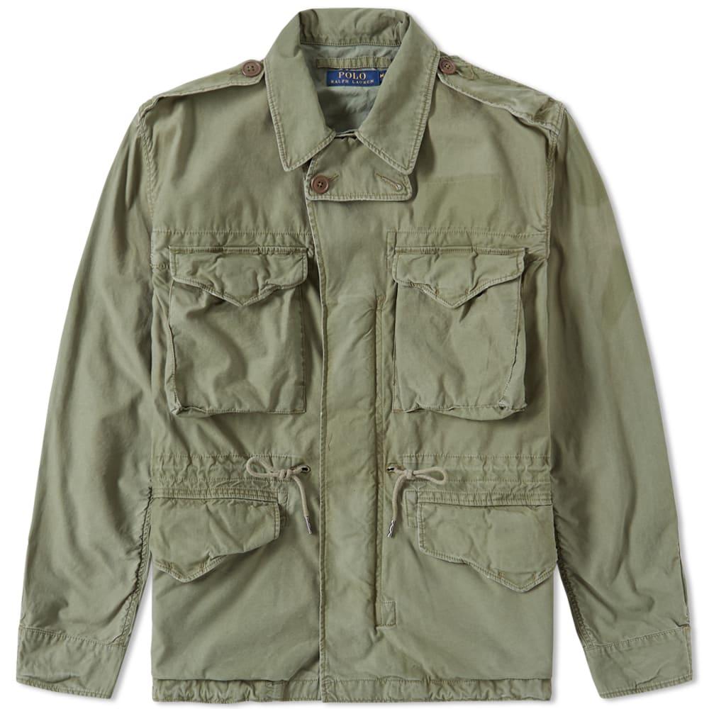 professionelles Design 60% günstig Vereinigte Staaten Polo Ralph Lauren Military M-43 Jacket