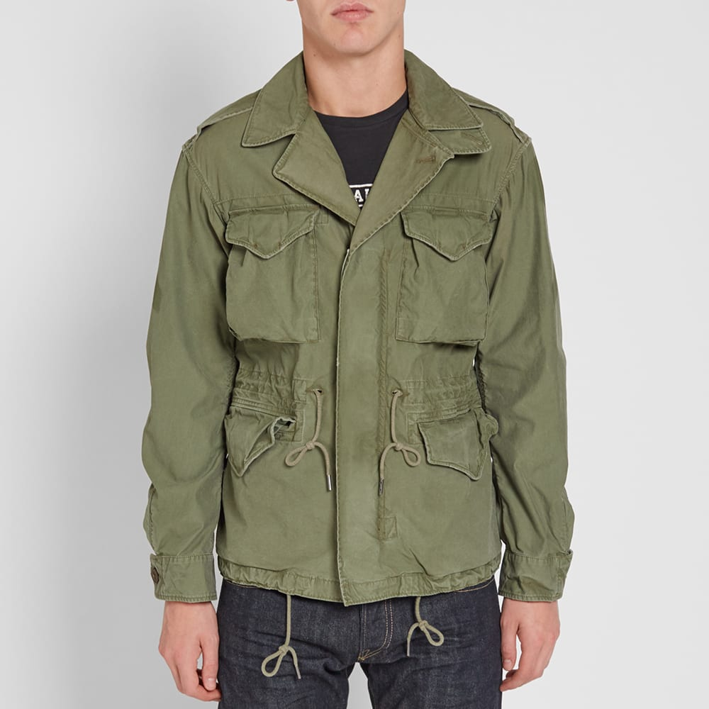 Military 43 Ralph M Jacket Polo Lauren W9IEDH2