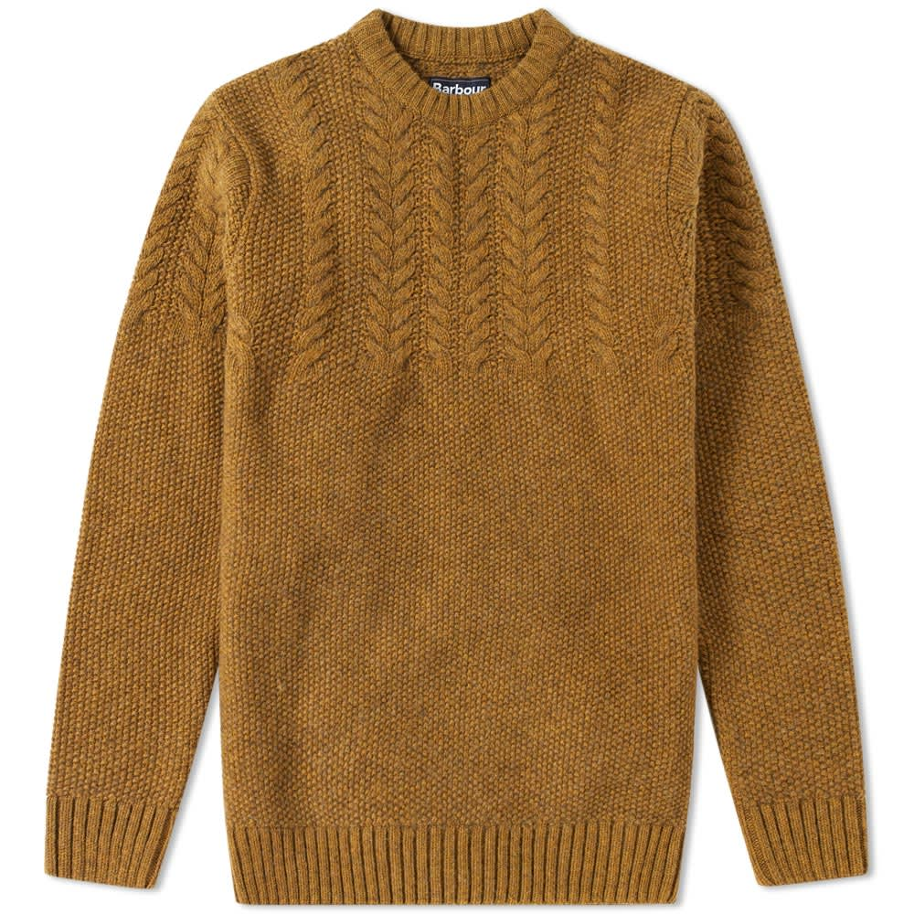 e217db841 Barbour Craster Crew Knit