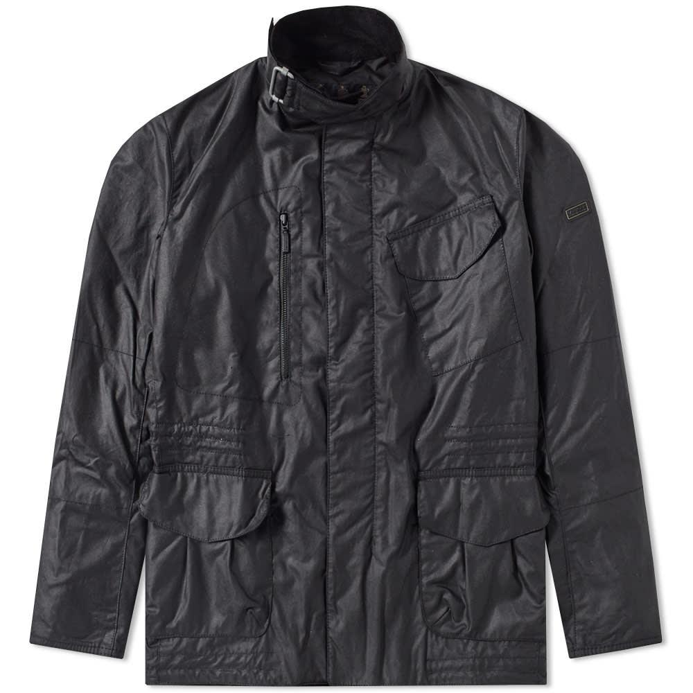 Barbour International Runnel 2 Wax Jacket