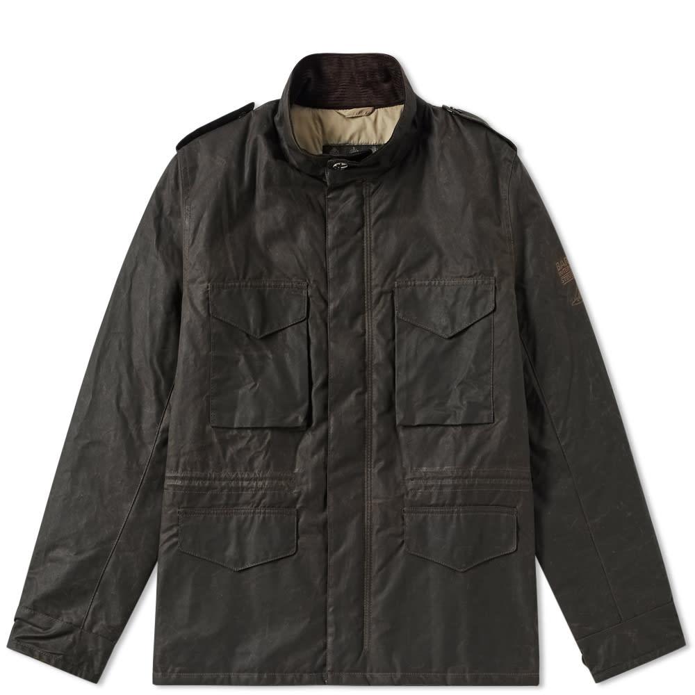 Barbour Steve McQueen Field Wax Jacket