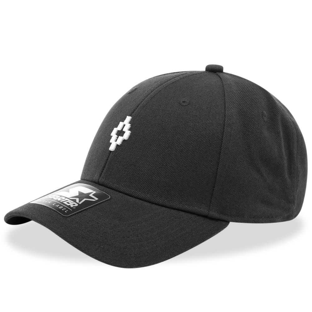 8c04a8f28 Marcelo Burlon Starter Cross Logo Baseball Cap