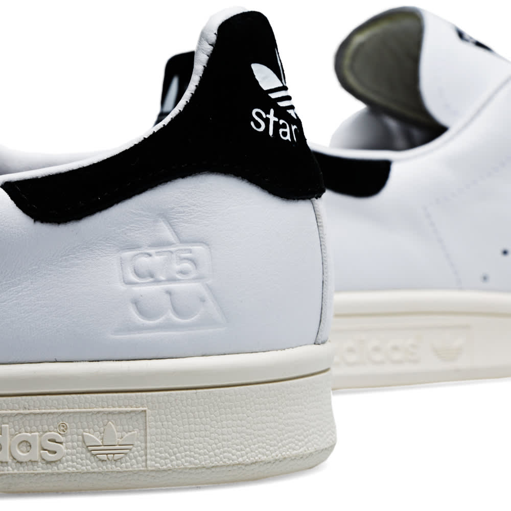 official photos 47afe 99f32 Adidas Originals x Club 75 Stan Smith White   Black   END.