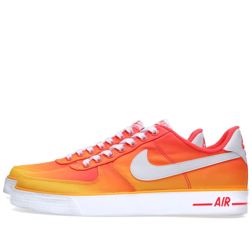 save off ca7cc badf9 Nike Air Force 1 AC Breathe QS Atomic Mango   END.