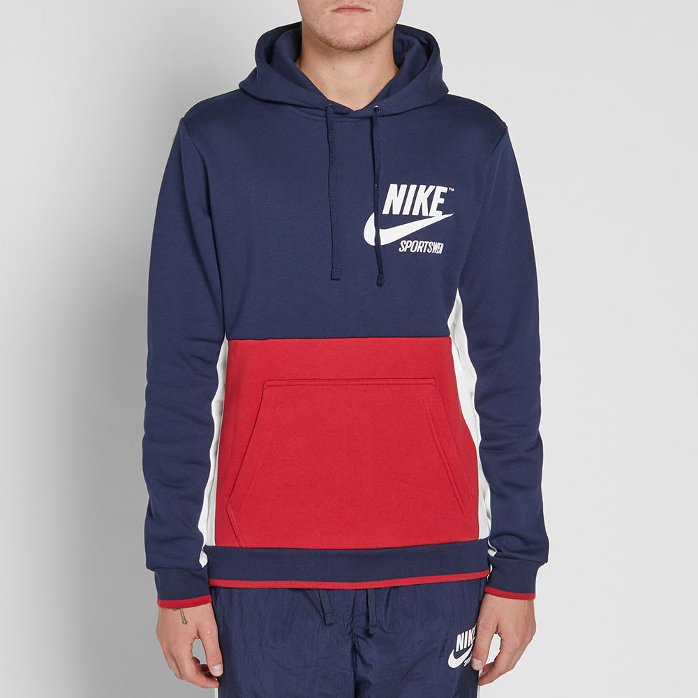 Nike Archive Pullover Hoody