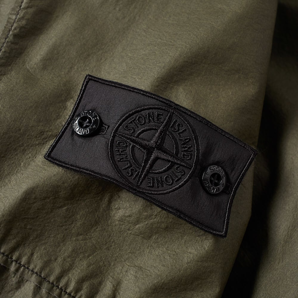 93c4bd4f4e8 Stone Island Shadow Project Poly-Hide Garment Dyed Hooded Parka