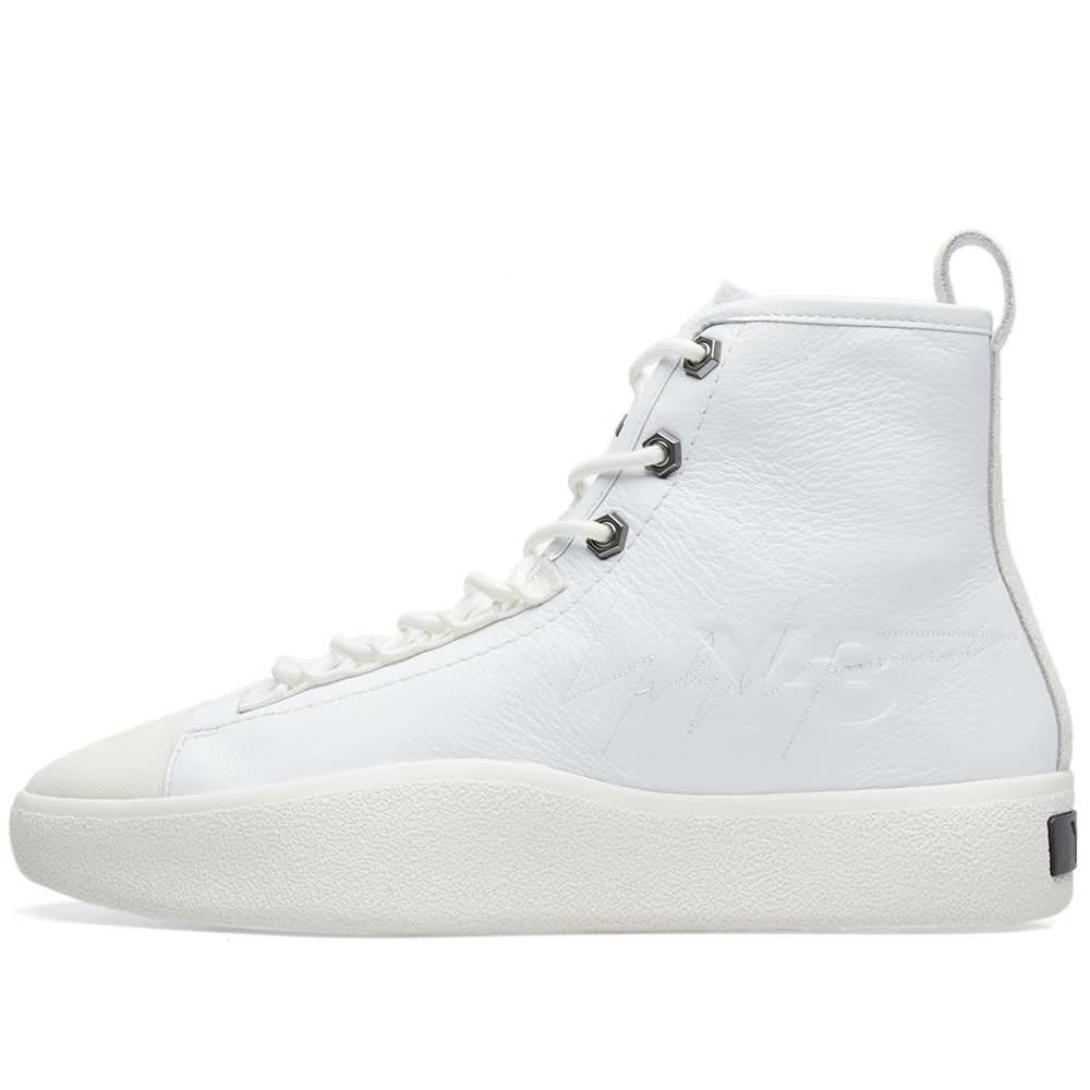 6837a19fc Y-3 Bashyo II White