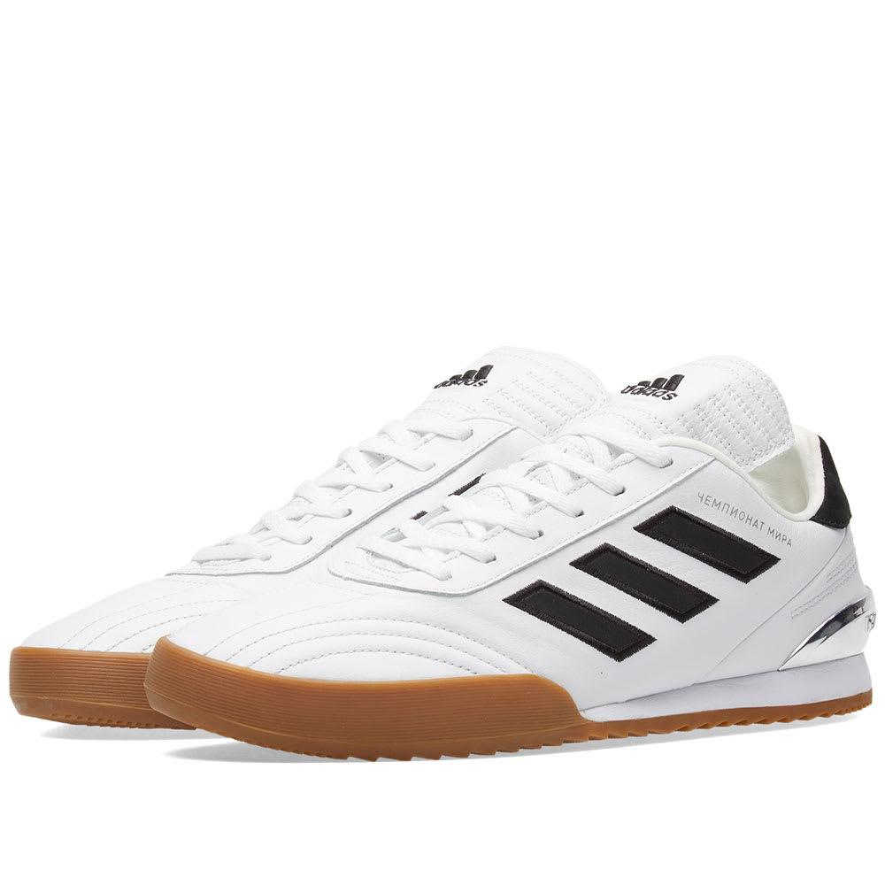 GOSHA RUBCHINSKIY Adidas Copa Wc Sneakers in White