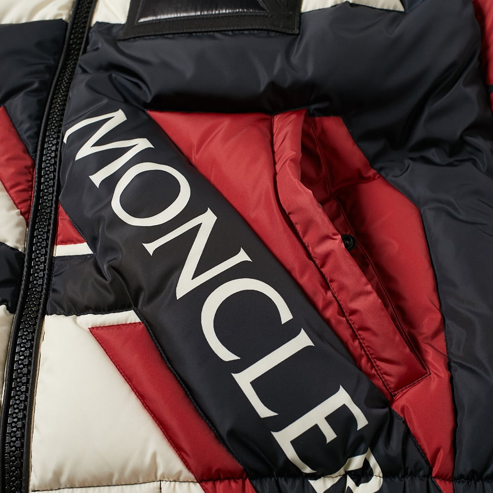 Moncler Genius 5 Moncler Craig Green Permit Gilet Black