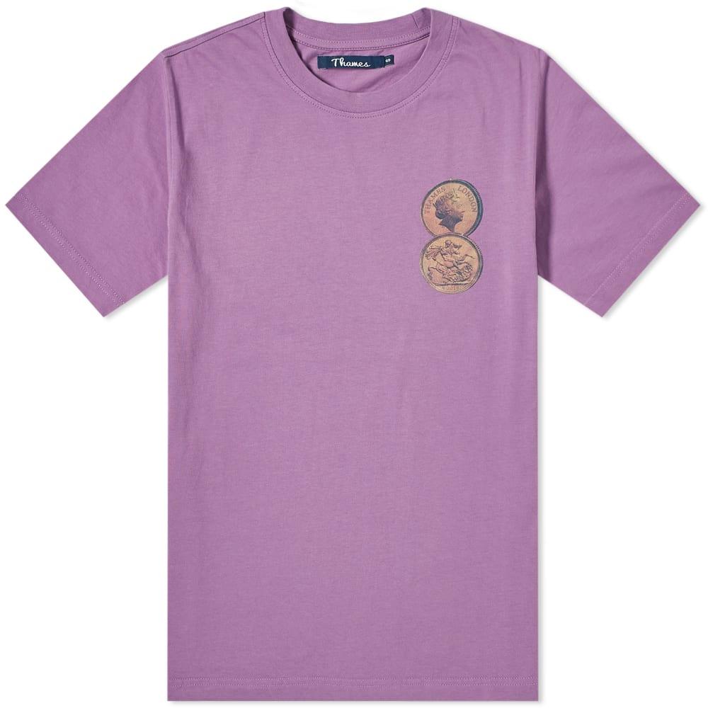 THAMES Thames Gbp T-Shirt - Pink