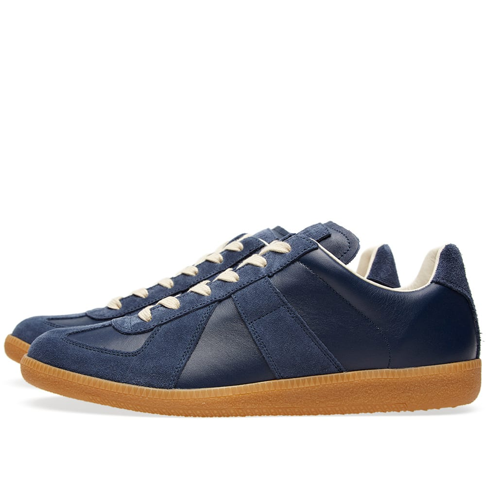 Classic Replica Sneaker Navy