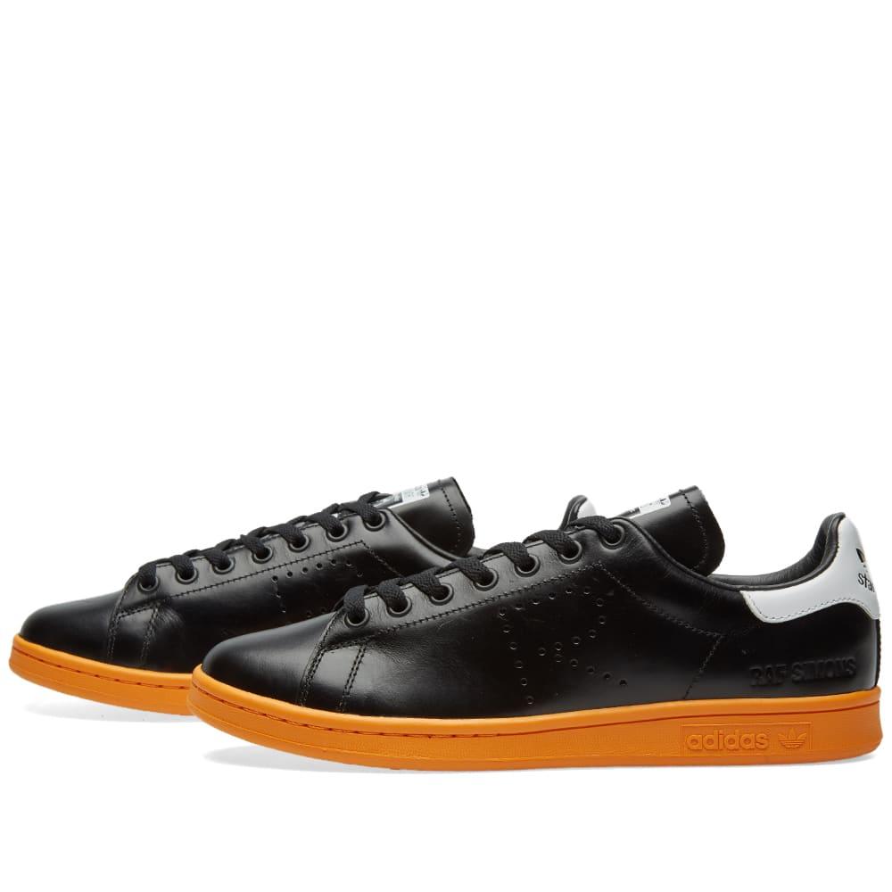 Adidas x Raf Simons Stan Smith Black