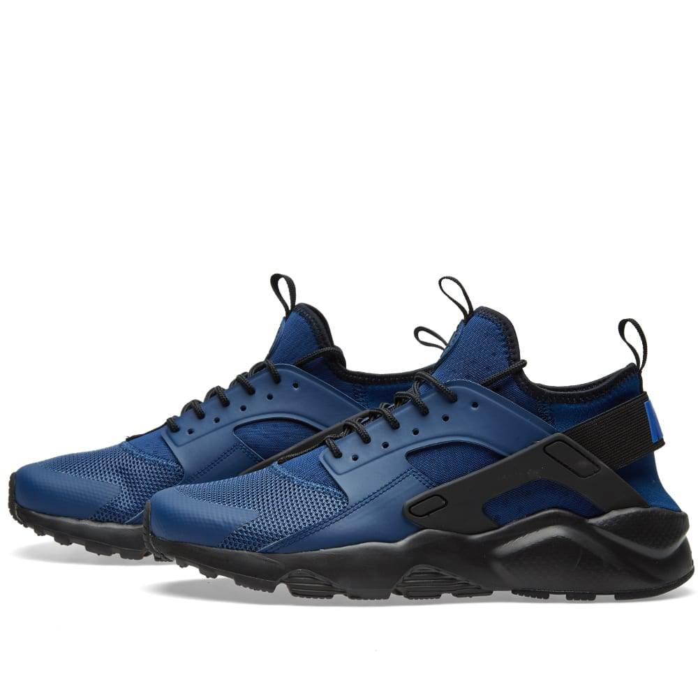 dark blue huaraches
