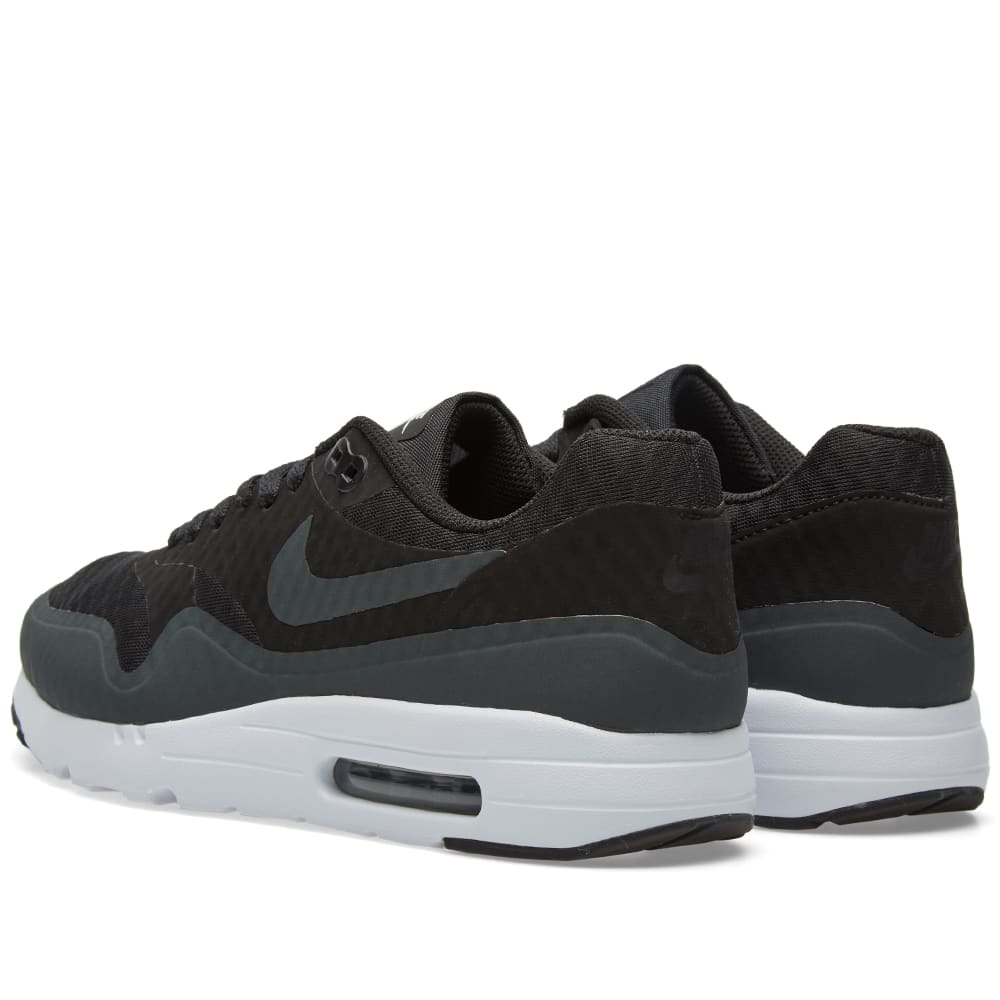 purchase cheap 5b254 44203 Nike Air Max 1 Ultra Essential Black, Anthracite   White   END.